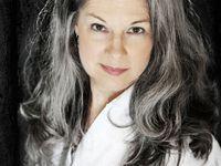 long gray hair on pinterest long gray hair trim bangs and long grey hair