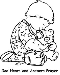 Children's Worship & New Creation Coloring Pages on
