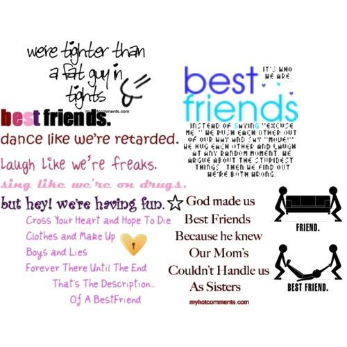 Best Friend Quotes And Sayings – Bing Images
