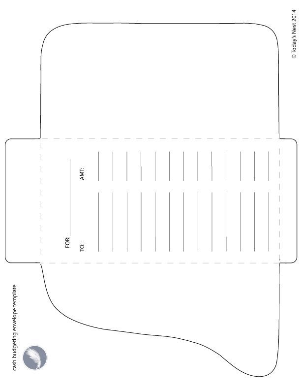 "Search Results for ""Cash Envelope Template Printable"