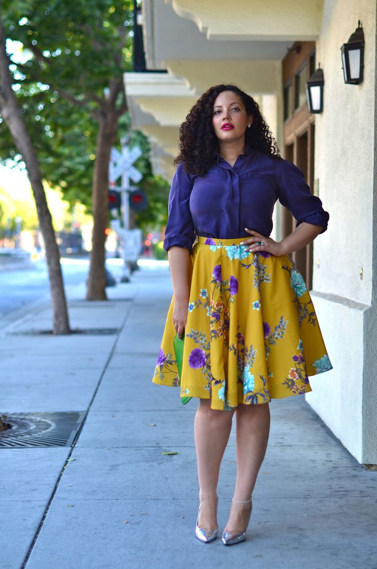 Girl With Curves: In Bloom