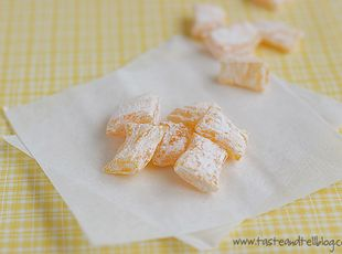 Homemade Lemon Drop Candy Recipe