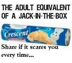funny adult version of jack in the box crescent rolls