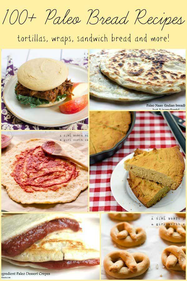 100 Paleo Bread Recipes – My Heart Beets