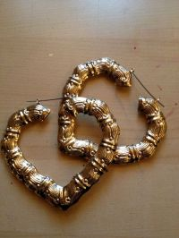 Love me some ghetto earrings | accessories | Pinterest