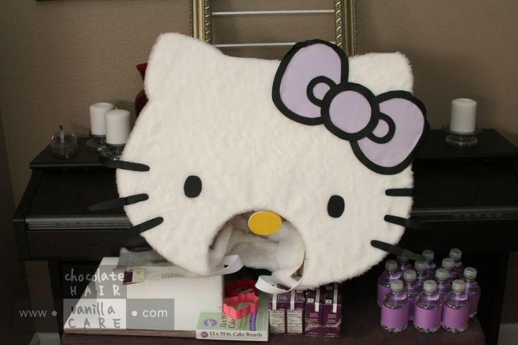 Cute, budget-friendly Hello Kitty Birthday Party ideas