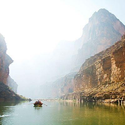 A Scenic Journey we wouldnt mind taking: Rafting through the Colorado River thro