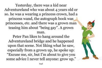 Peter Pan for President 2016 – Imgur