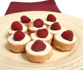 No-Bake Cheesecake Mini-Desserts Recipe – These are so good, I just want to put