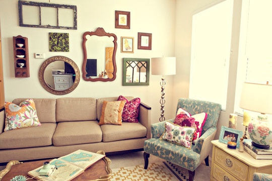 Stylish home: Mirror, mirror, on the wall – Decorating with mirrors