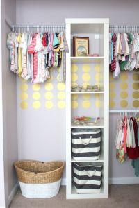 IKEA HACK closet organizer | Bedrooms | Pinterest