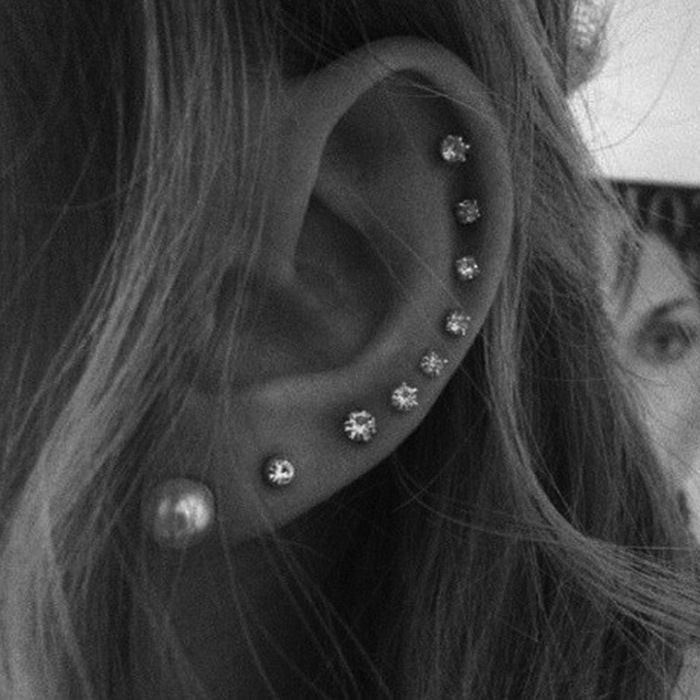 i wish i was brave enough to do at least half this many. i dont know if i like t