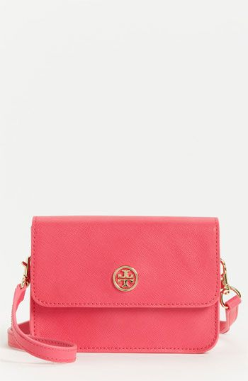 Tory Burch Robinson – Mini Leather Crossbody Bag | Nordstrom – Love at first sig