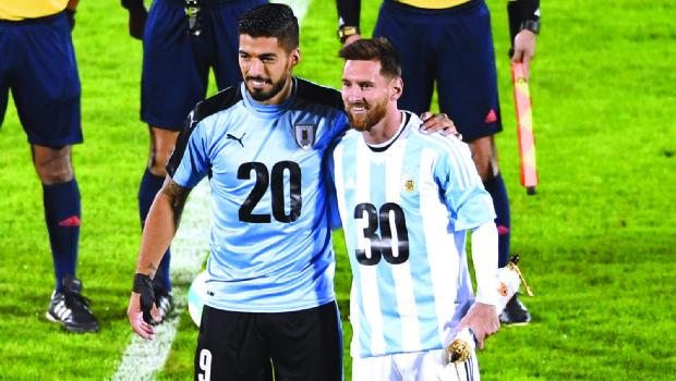 suarez y Messi 2030