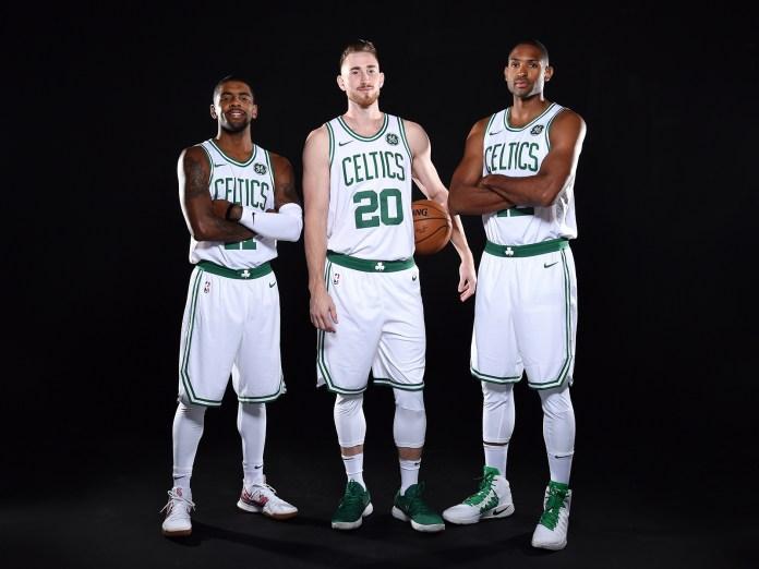 2017-18 Boston Celtics Media Day