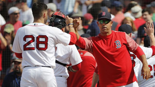 MLB: Minnesota Twins at Boston Red Sox