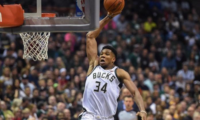 USP NBA: CLEVELAND CAVALIERS AT MILWAUKEE BUCKS S BKN MIL CLE USA WI