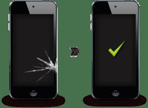 замена сенсора на телефоне