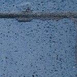 Photo of coated concrete block