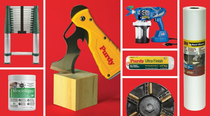 Top 15 New Tools for Pro Painters