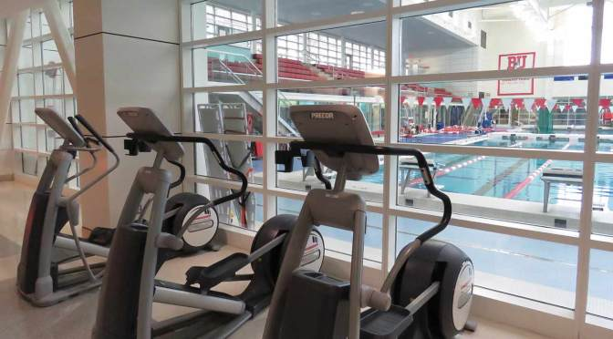 Microbicidal Paint Perfect for High-Use College Rec Center