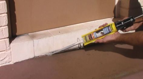 Miracle Bond masonry sealant