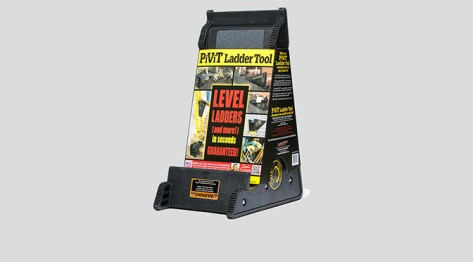 Fall 2018 advertorial image of the PiViT Ladder Tool