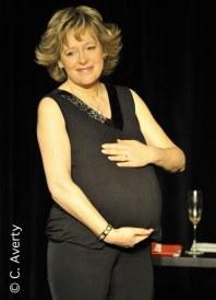 La maternité pose encore des problèmes dans une carrière. Photo DR