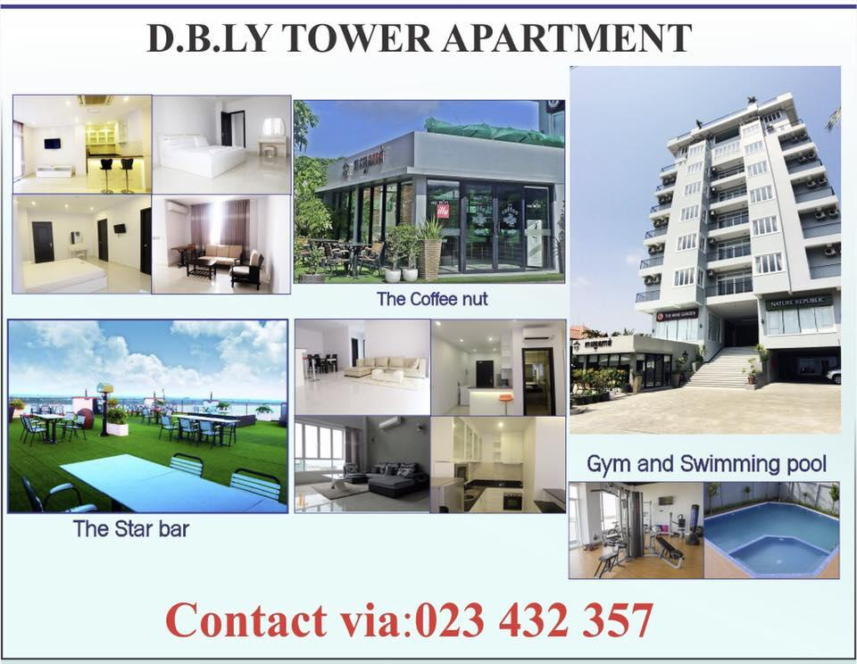 D B Ly Tower Office Rentals In Cambodia