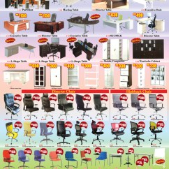 Office Chair Penang Heated Massage Five Star Furniture In Rgb June 4
