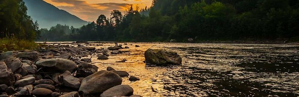 Черемош - священна ріка гуцулів та найекстремальніша річка України   Новини