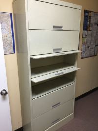 Holga by HON 6 drawer lateral file cabinet for sale in La ...