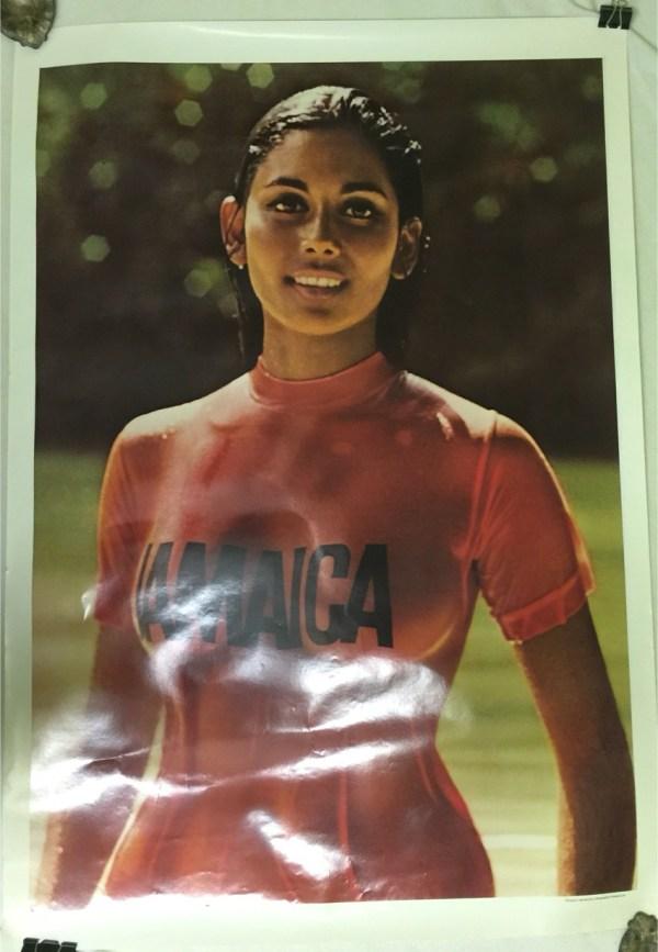 Sintra Bronte Jamaica Poster 1972