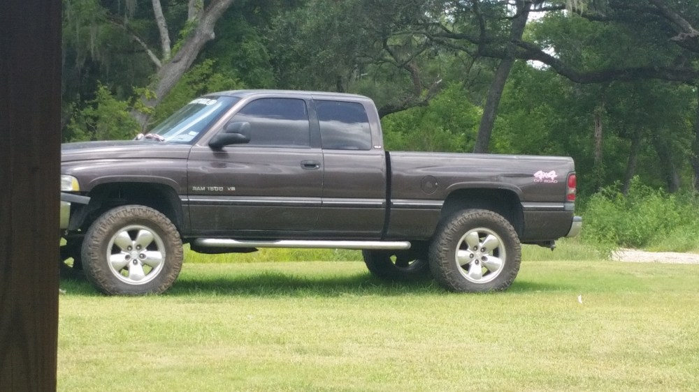 medium resolution of make me a offer for sale or trade for another 4x4 1997 dodge ram