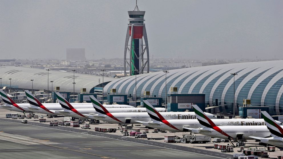 New virus hits Mideast airlines with $100M loss, group says - ABC News