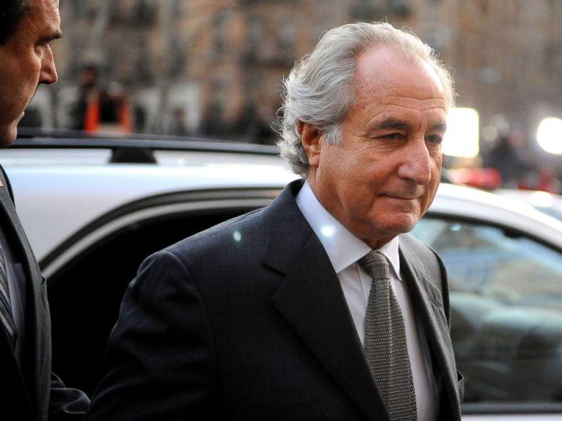 PHOTO: Financier Bernard Madoff arrives at Manhattan Federal court, March 12, 2009, in New York.