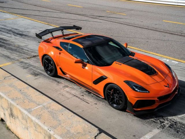 PHOTO: The Corvette ZR1