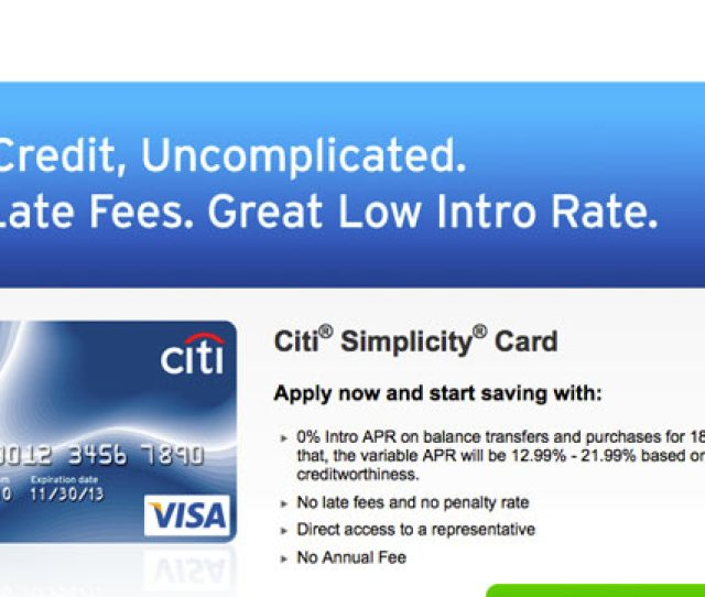 Credit Card Teaser Rates Zero Aprs Are Back