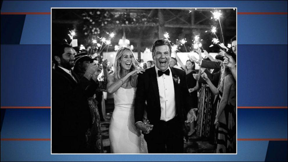 Josh Brolin Weds Model Kathryn Boyd Video ABC News