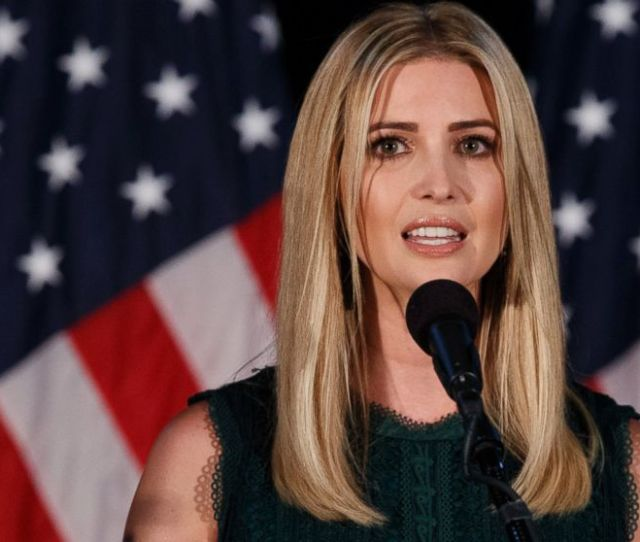 Ivanka Trump Takes Official Role In White House