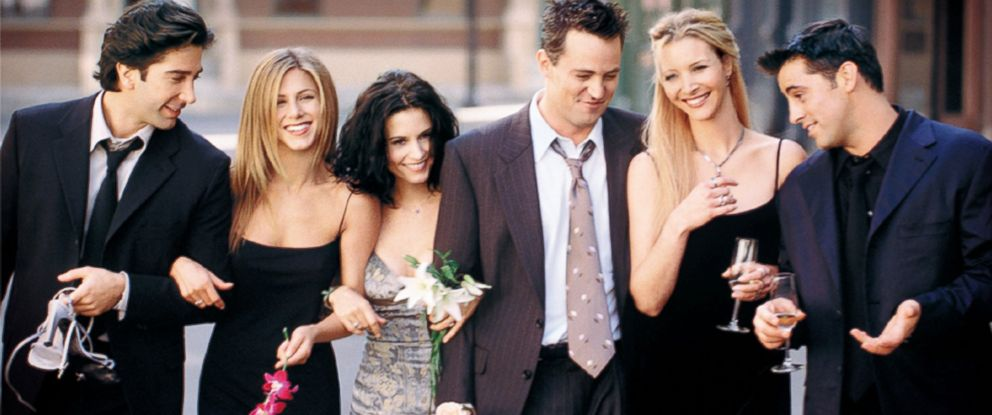friends turns 20 the