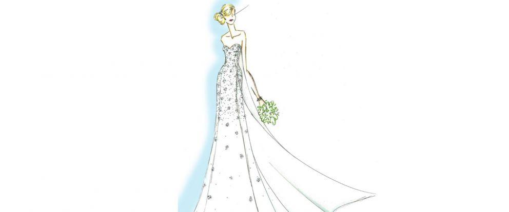 'Frozen' Wedding Dress: Exclusive First Look at the Elsa