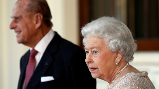 UK Queen's Husband Prince Philip, 99, admitted to hospital