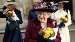 """The queen enters the """"twilight"""" of the reign after saying goodbye to Philip"""