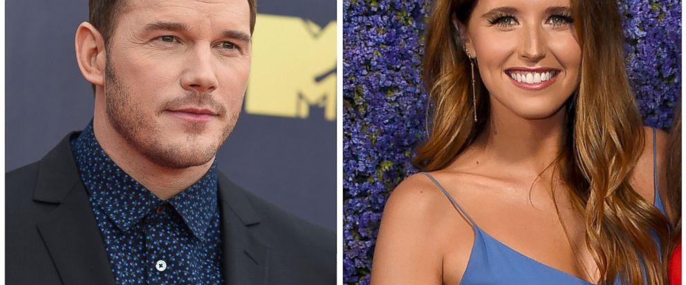 So Happy Chris Pratt Engaged To Katherine Schwarzenegger Abc News