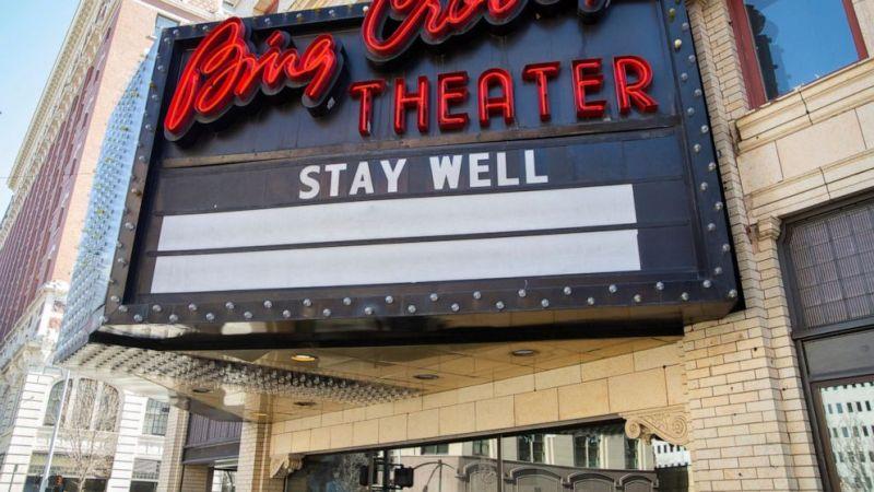 Cinemas close nationwide, Disney postpones 'Black Widow' - ABC News