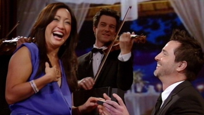'Dancing With the Stars' Judge Carrie Ann Inaba Engaged on ...