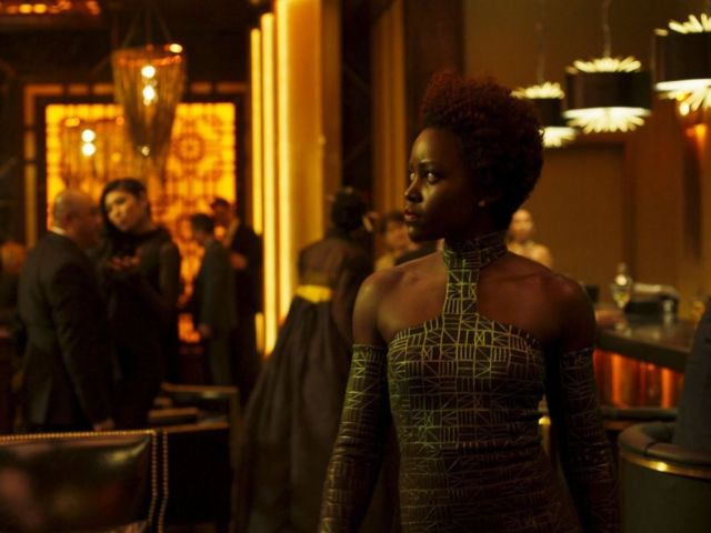 PHOTO: Lupita Nyongo in Black Panther.