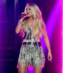 Country Music Awards Carrie Underwood 2018
