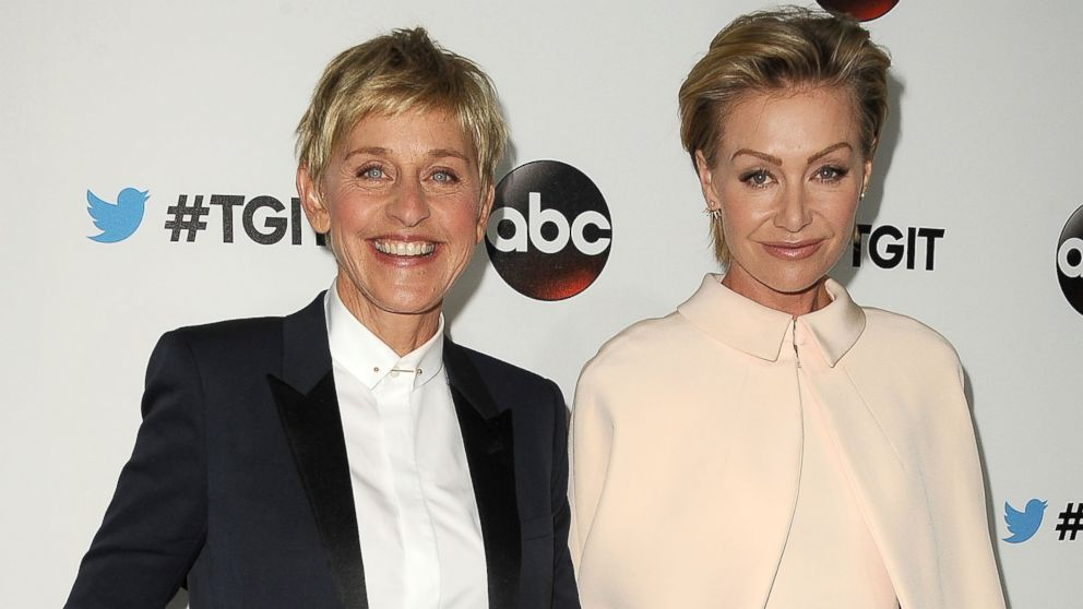 Portia De Rossi Says No Kids With Ellen DeGeneres Is